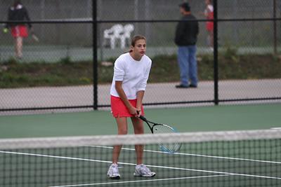 Girls Varsity Tennis - 2006-2007 -  9/13/2006 Ludington