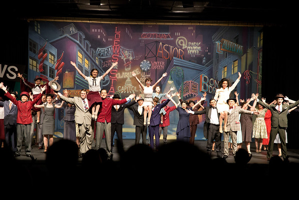 Upper School Play - Guys and Dolls