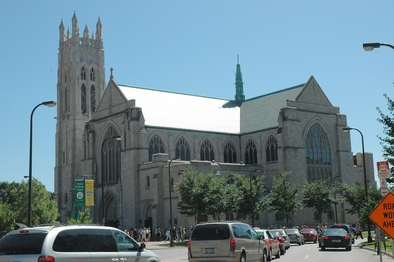 Central Lutheran Church, Minneapolis