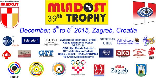 Mladost Trophy 2015