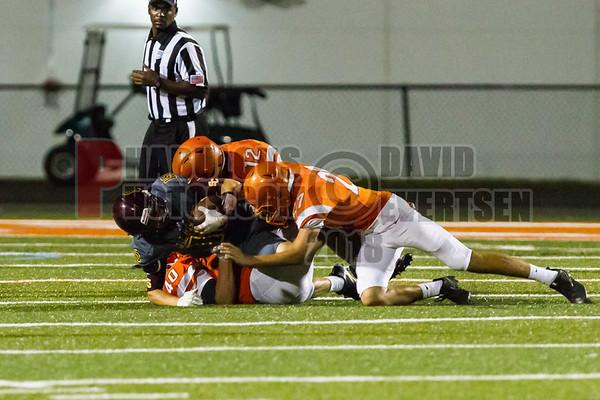 Varsity Football #12 - 2018