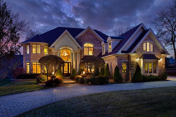 Twilight Home Photography
