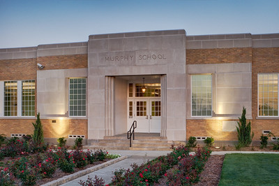 Old Murphy School Community Center, Murphy, TX.  Client:  WHR Architects, Houston, TX.