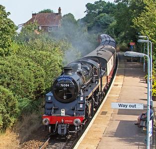 East Anglia - The 'Bittern' Line