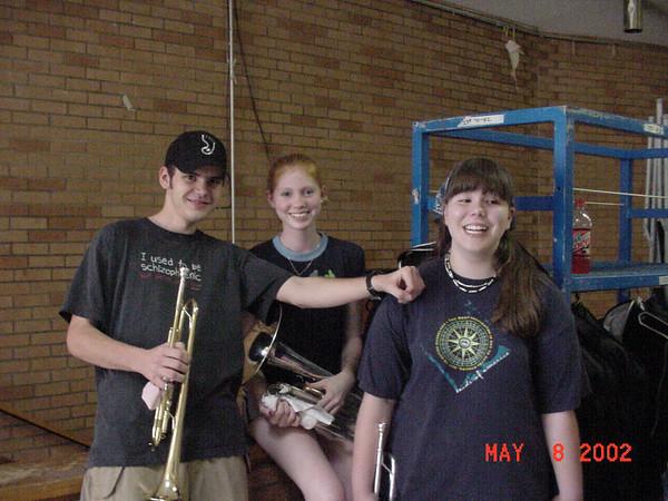 2002-05-08: Spring Practice