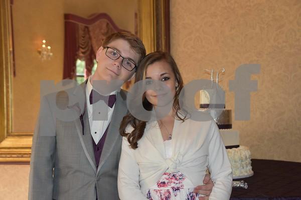 Alyssa & Charles's Wedding 4/8/17
