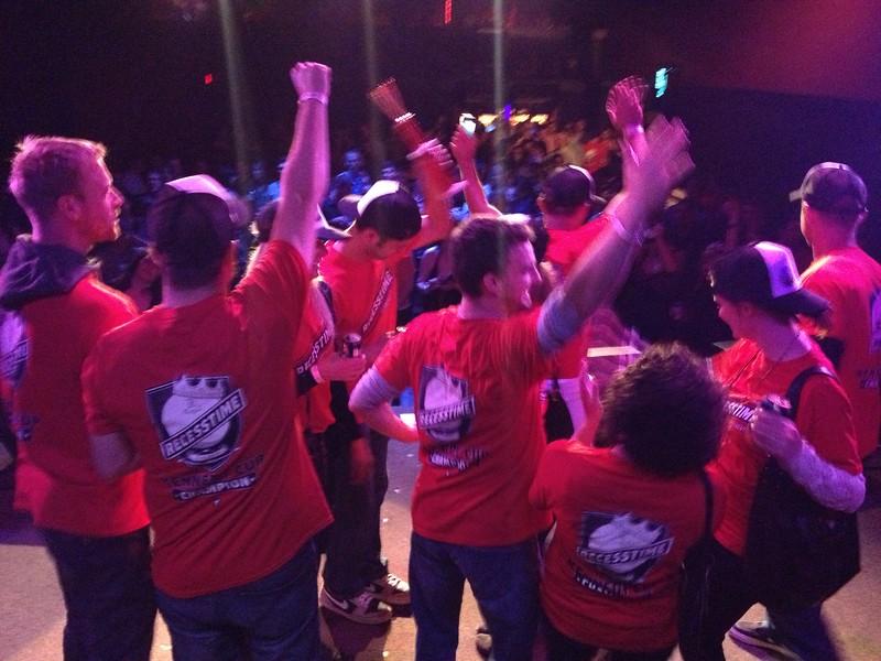 Recesstime Portland Kickball Dodgeball Bowling Ping Pong Mushball - 502