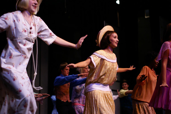 US Fall Musical 2007: Thoroughly Modern Millie
