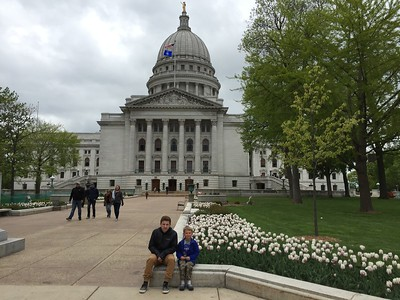 Ryan at the WI Capital