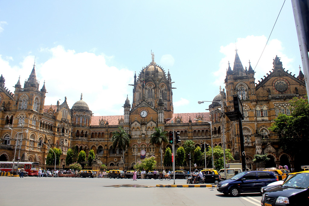 UNESCO World Heritage Sites in India: Chhatrapati Shivaji Terminus