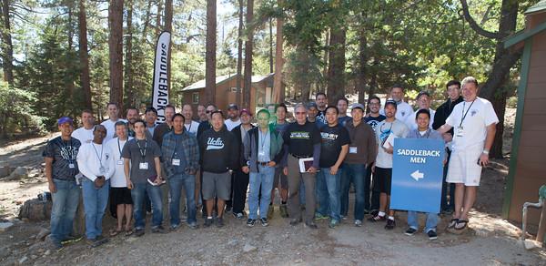 2013-09-26 Men's Retreat