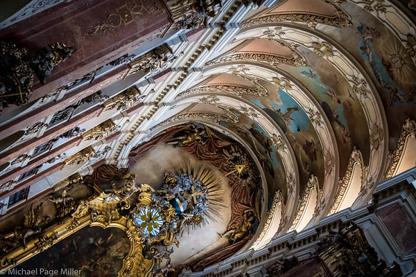 The Church: Gothic and Baroque Excess