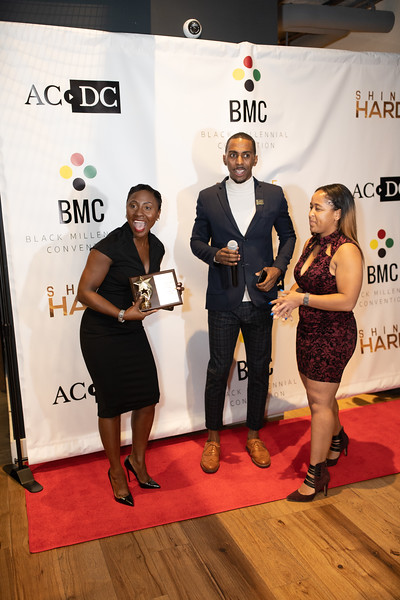 CBC Black Millennial Mixer 2018
