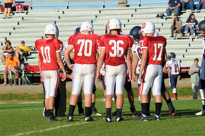 9th grade vs. Huntingdon