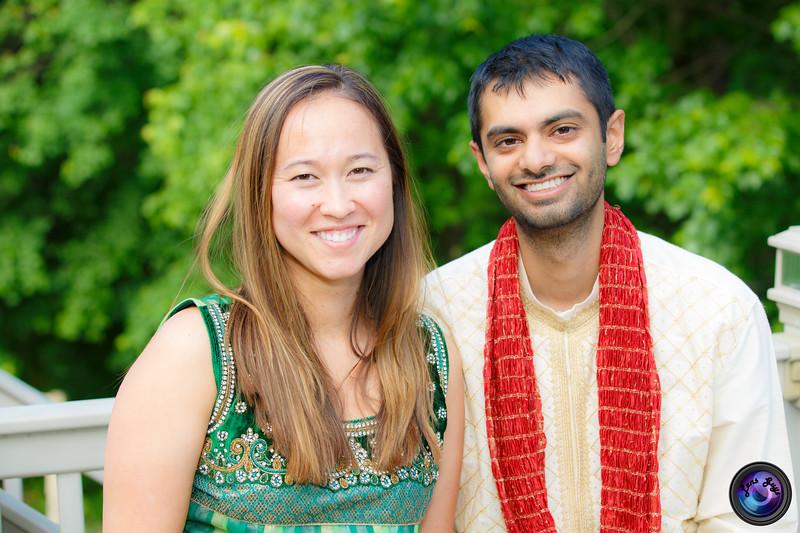 Anuj & Lindsey Mehendi