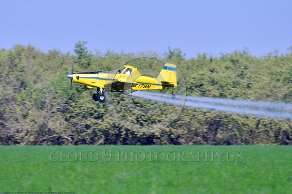 Air Tractor Inc. AT-401 Crop Duster Airplane Pictures