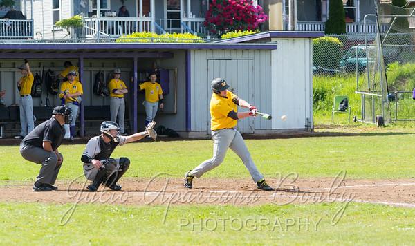 160429 MHS Baseball vs NBHS