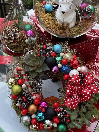 Holiday Globes