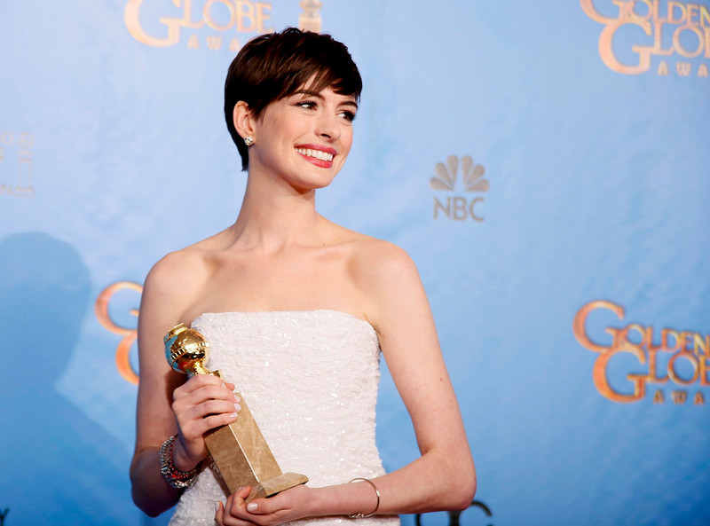 . Best Supporting Actress in a Motion Picture: