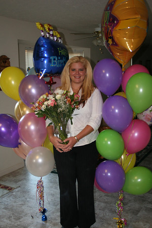 Erin's Birthday - 2005