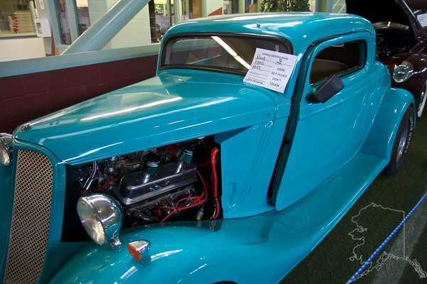 Menard Center Car Show