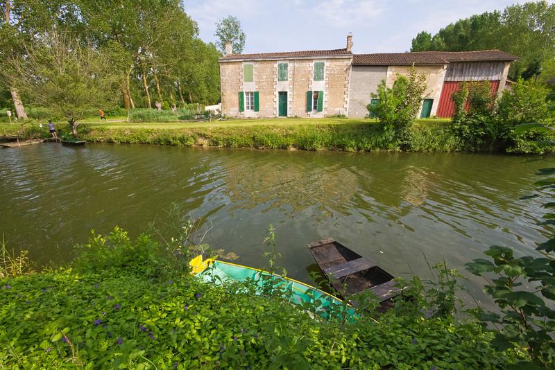 Coulon, Le Marais Poitevin