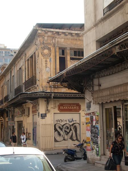 Olympus-A walk up to Mytikas and Thessaloniki-2009