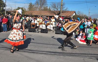 Paine Virgen De Carmen Festival