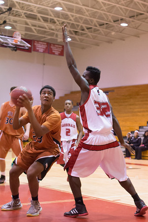 Kell v Osborne Basketball January 24 2014