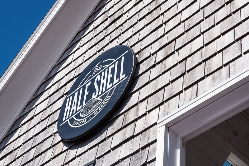 the Half Shell, Lunenburg
