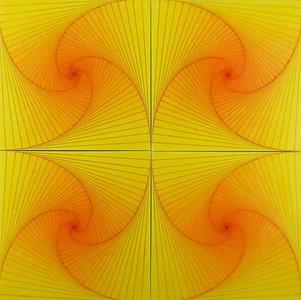 """""""Orange Fall #2"""" (oil) by Lev Bogorov"""