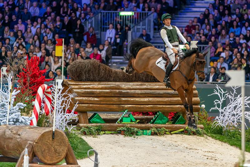 Indoor Cross-Country at CHI Geneva 2019