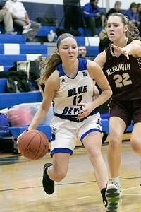 Leominster High School girls basketball, Jan. 31, 2020