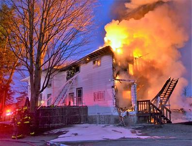 Fatal House Fire - Caledonia-Avon Road  Caledonia, NY - 3/20/21