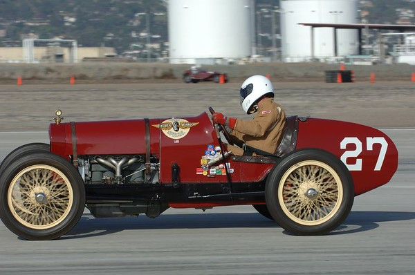 Classic Car Races in Coronado California