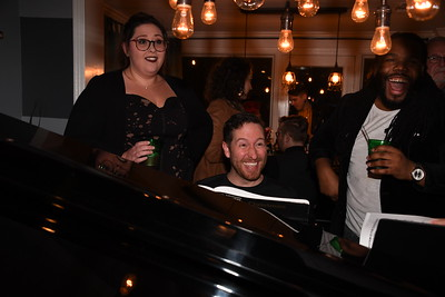 12-7-2019 Kyle & Jared's Annual Old Fashioned Holidays Piano Sing-a-long