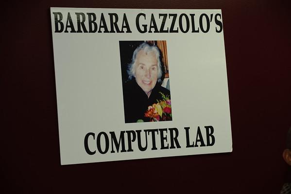 New Foundation of Hope - Computer Lab Dedication
