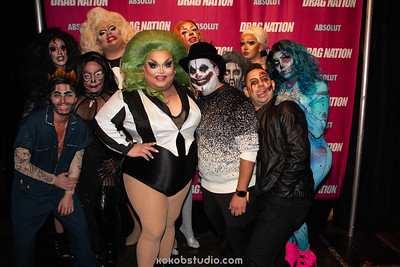 2019-10-26-Drag Nation Halloween- meet n greet