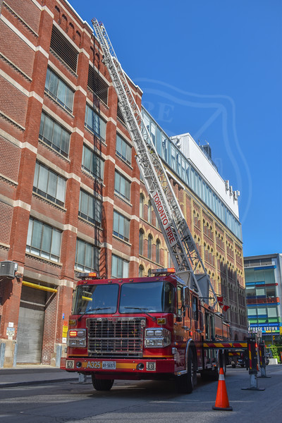 August 5, 2021 - 2nd Alarm - 200 King St. E.