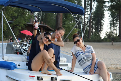 The Royals in Tahoe 2016
