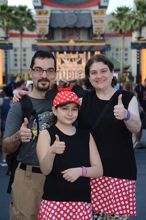 Disney Family Vacation 2018