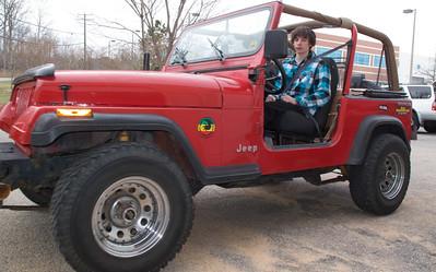 CW's Jeep YJ