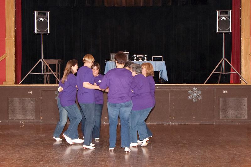CE at Winter Dance