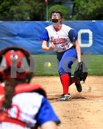 Glenbard South softball vs Wheaton Academy