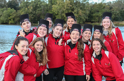 CUA Rowing Team Photos 2019-20