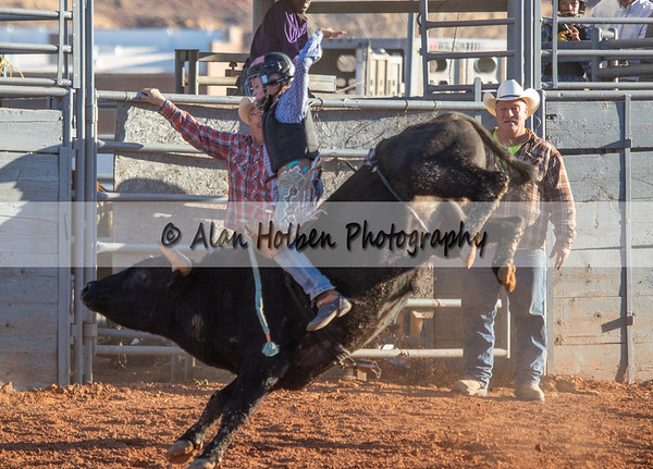 Friday - Jr High - Bull Riding