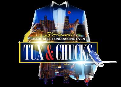 Tux & Chucks 5th Annual Charitable Event 11-27-2015