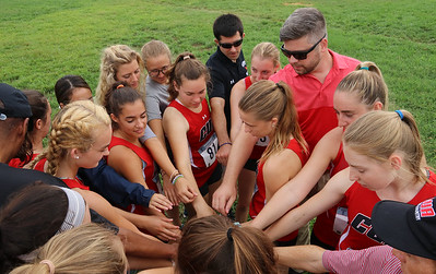 CUA Cross Country; 1 Sep 18