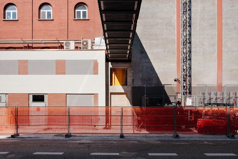 Industrial building in Zurich