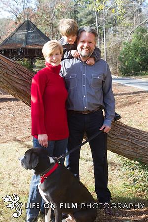 Marshall Family Portraits 2011